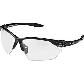 Alpina Twist Four S VL+ Brille black matt
